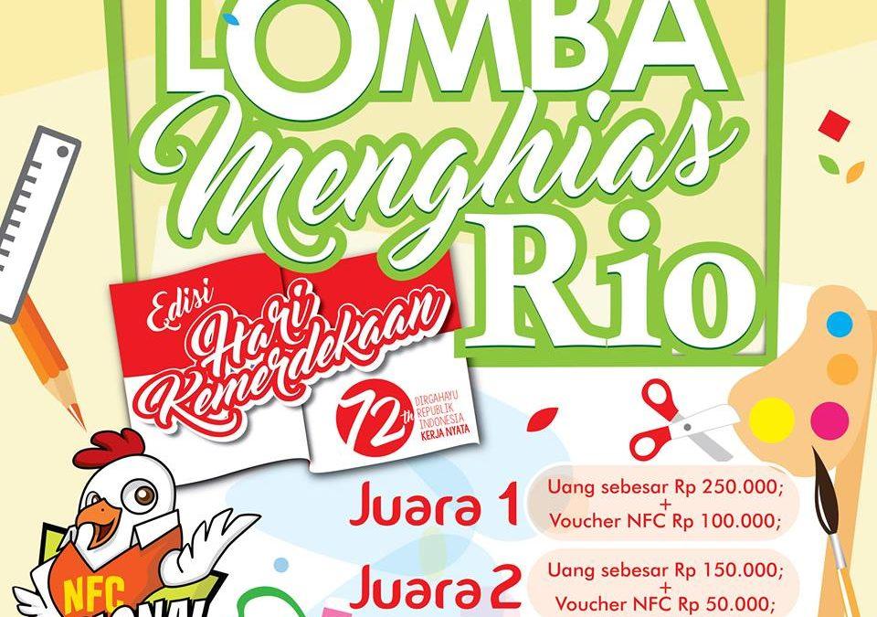 NFC Lomba Menghias Rio